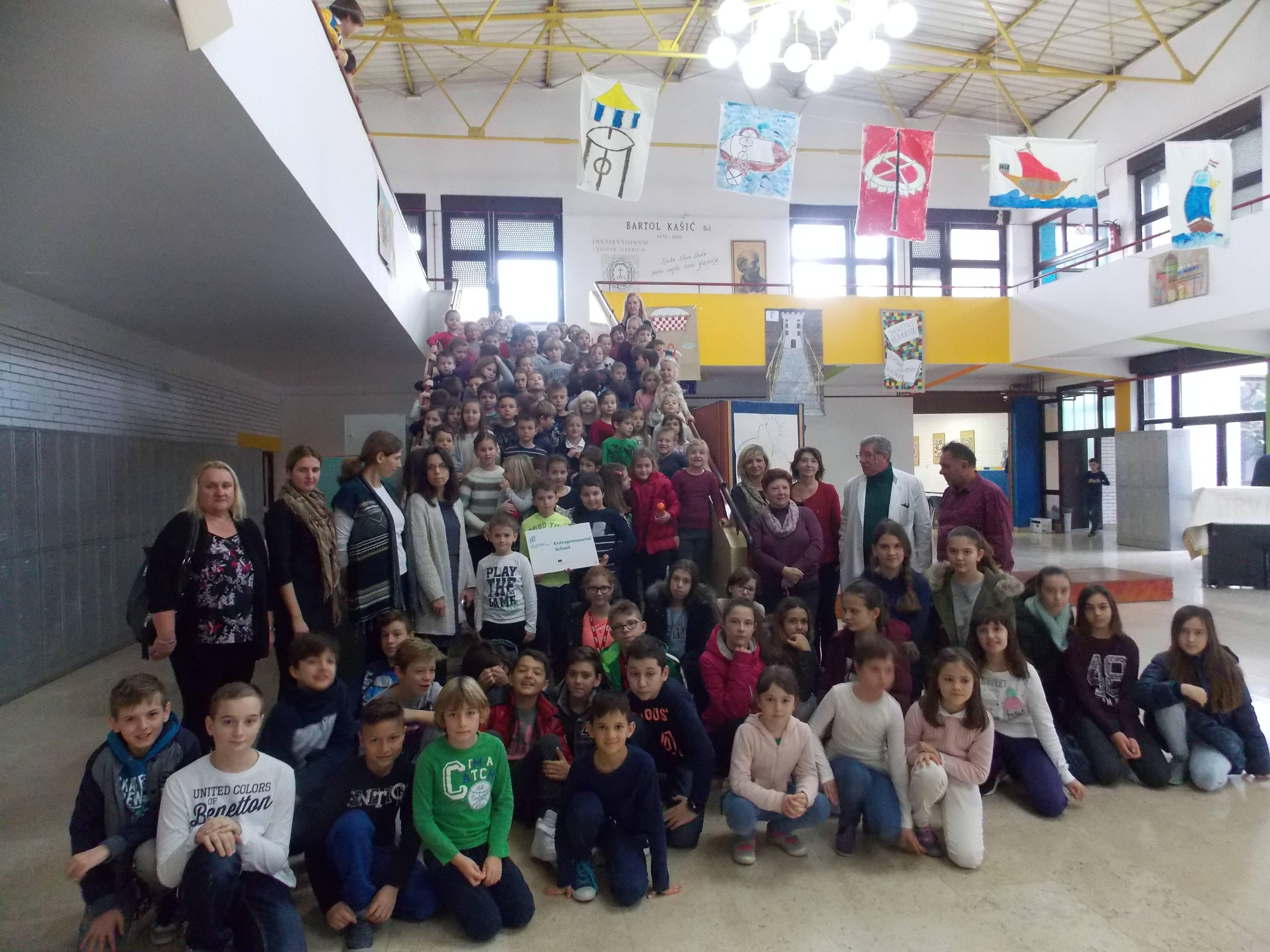 Osnovna Skola Bartola Kasica Zagreb Projekt Seecel